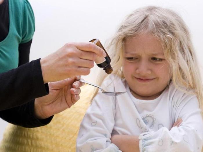 Искусство дать ребенку лекарство