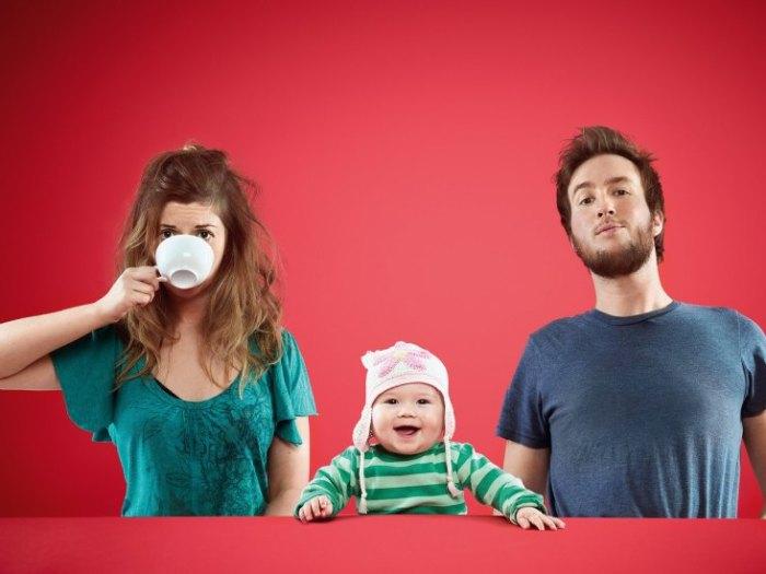 Муж, или 10 причин развестись после рождения ребенка