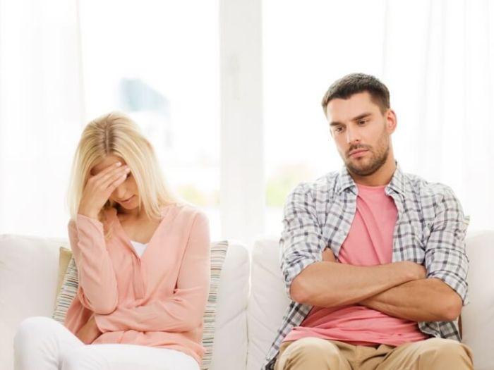 Кризисные периоды в семейной жизни