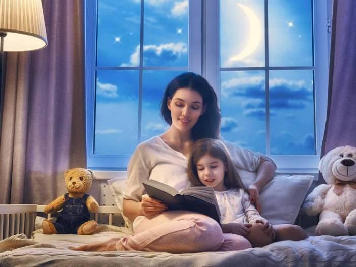 4 причины, почему я люблю укладывать своего ребенка спать