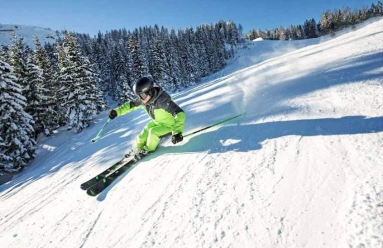Как правильно выбрать горные лыжи?