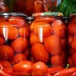 Как правильно мариновать помидоры?