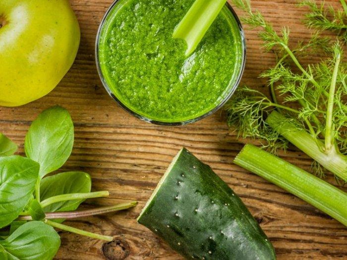 Лучшие рецепты зеленых смузи, которые подарят вам заряд бодрости