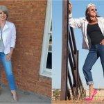 Какие джинсы подходят роскошным дамам