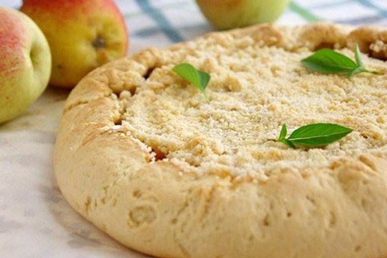 Яблочная галета: простое блюдо, которое отлично смотрится на праздничном столе