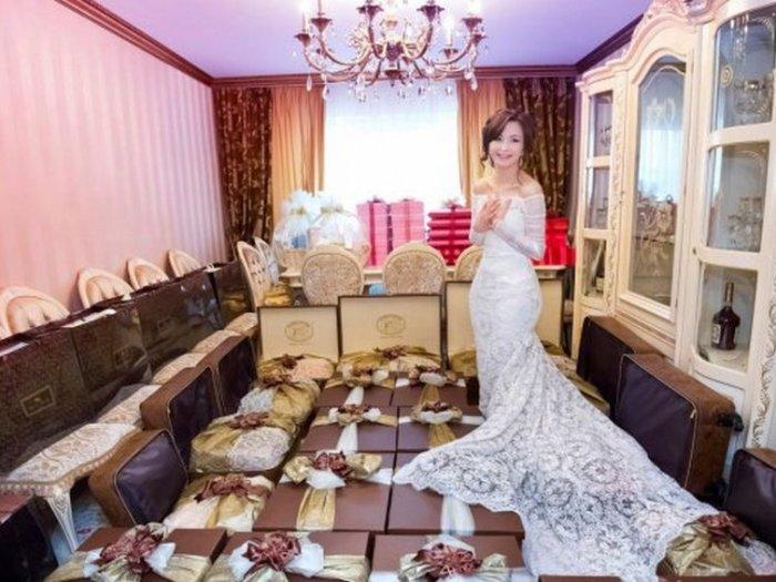 Нужно ли приданое современной невесте