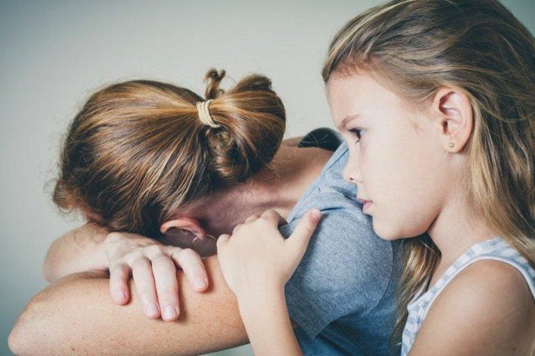 Как одинокому родителю справиться с воспитанием ребенка