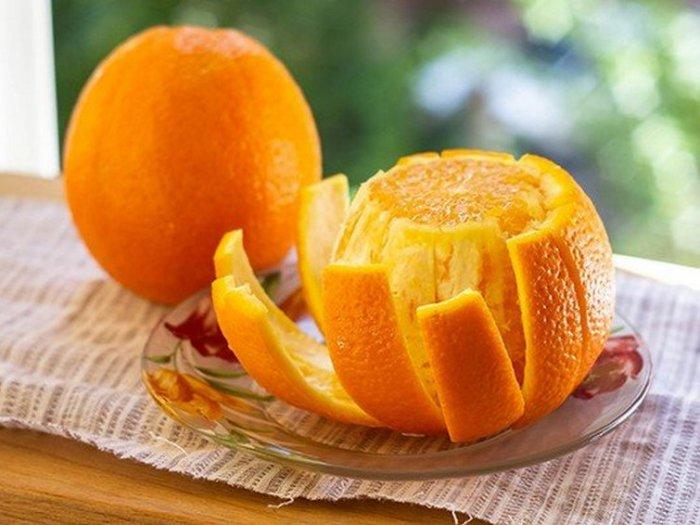 Кожура апельсина — это сокровище