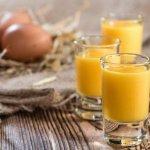 Рецепт яичного ликера
