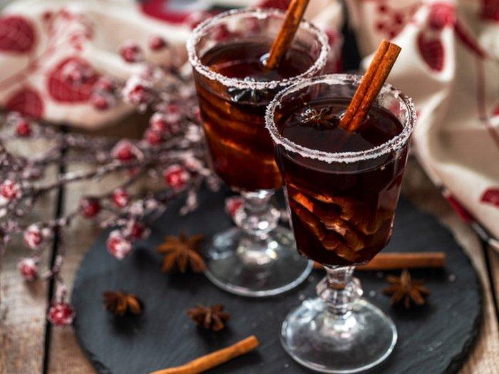 Рецепт чайного напитка с пряностями
