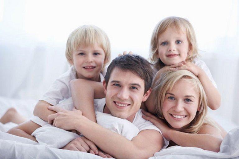 Простые заповеди для гармоничных отношений в семье