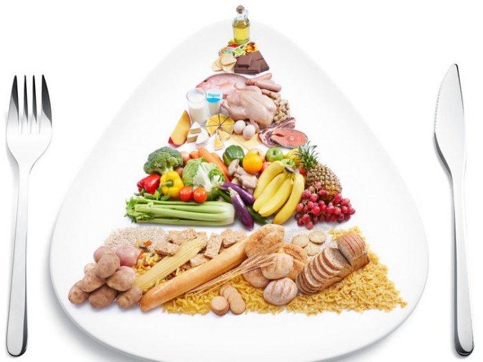 Вот сколько нужно съедать еды за раз, чтобы снизить свой вес! Объясняем на пальцах!