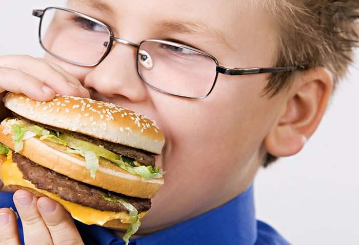 Фастфуд и питание детей