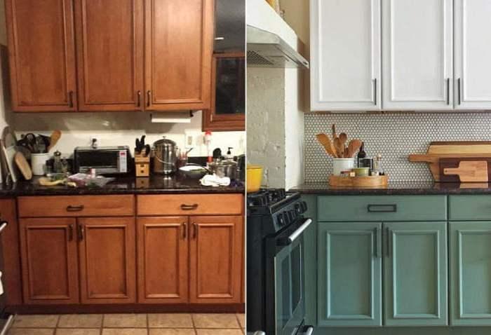 Как изменить обстановку на кухне без ремонта
