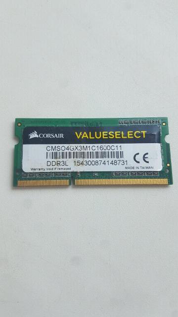 Оперативная память SODIMM для Нотбука(DDR4), 2GB,