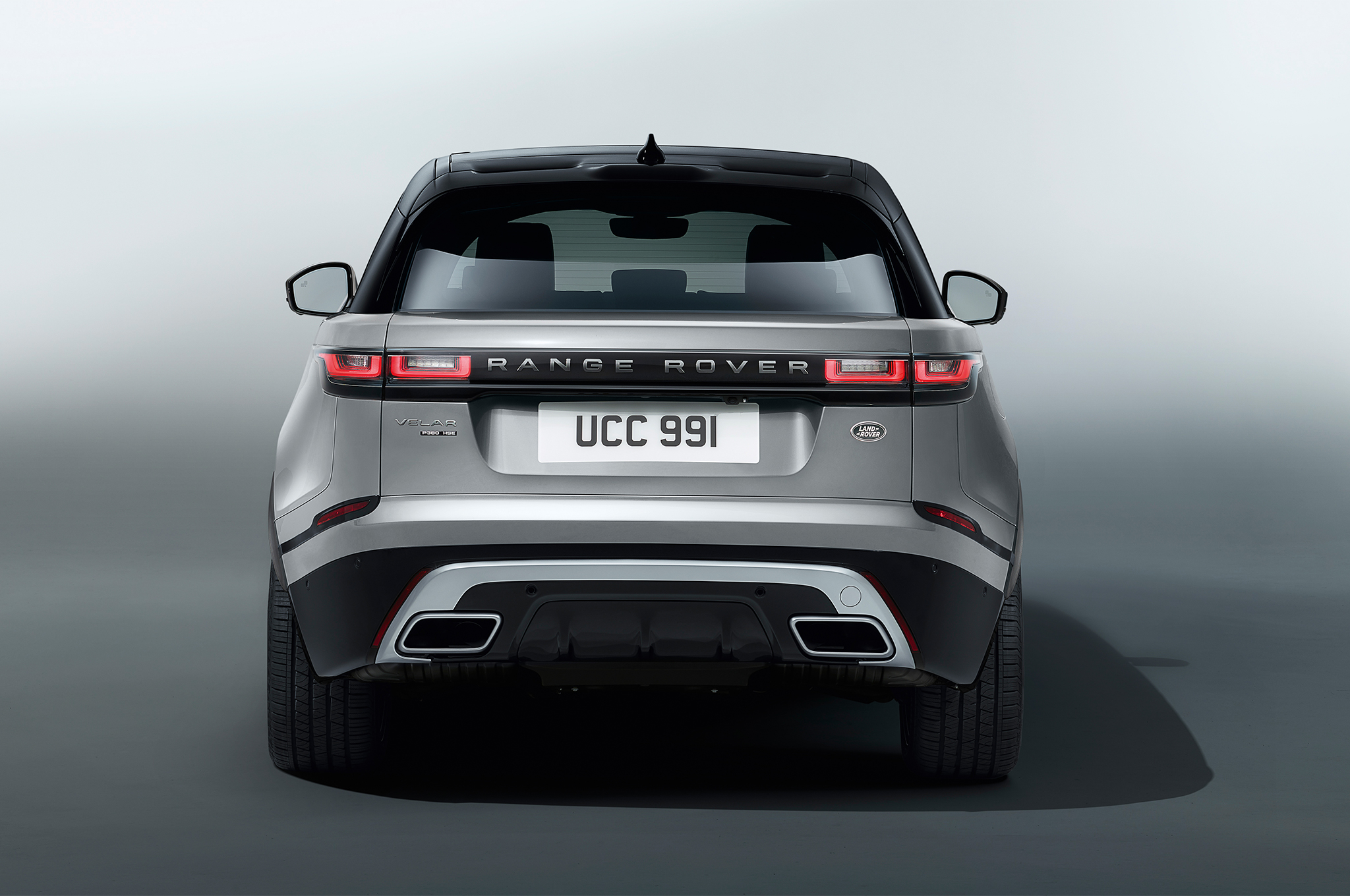 Introducing the all new Range Rover Velar