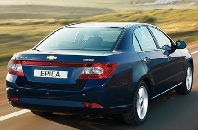 Chevrolet Epica 2009 - dossier.kiev.ua
