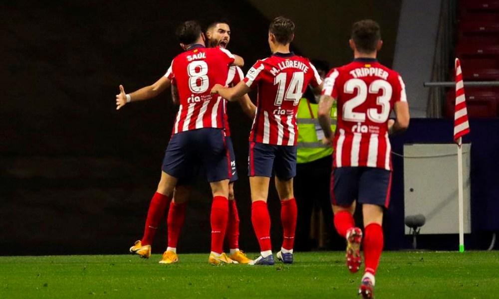 Liga Santander: fecha 10