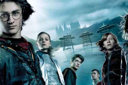 Harry Potter y el Cáliz de Fueo