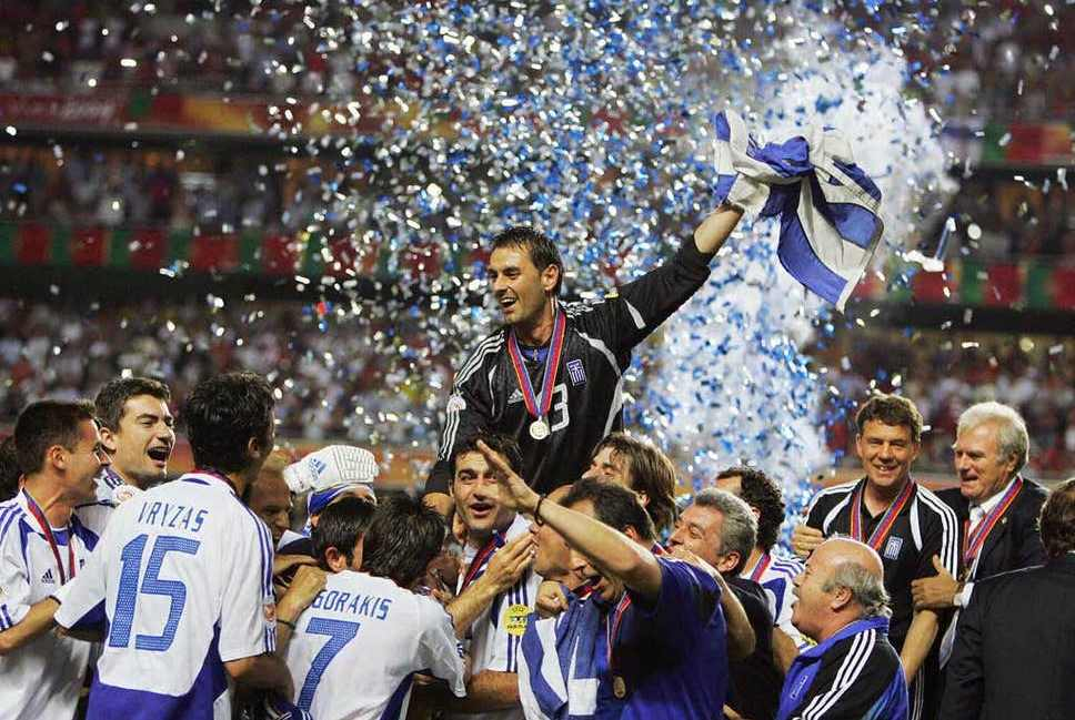 Grecia Eurocopa 2004