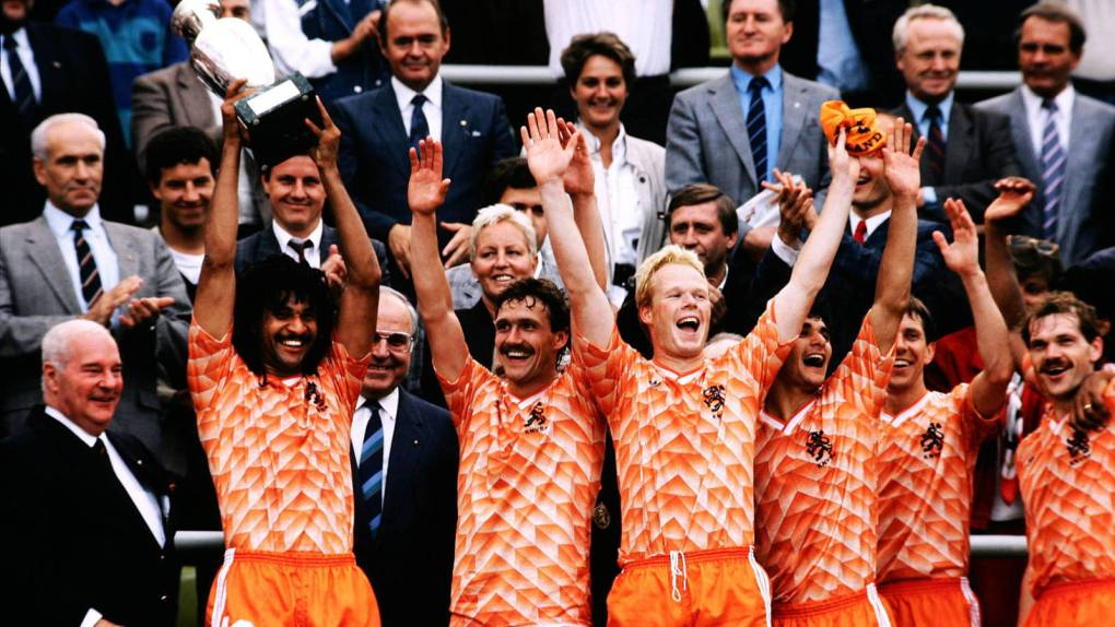 Eurocopa Alemania Federal 1988