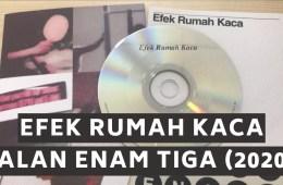 Review Mini Album Jalan Enam Tiga - Efek Rumah Kaca