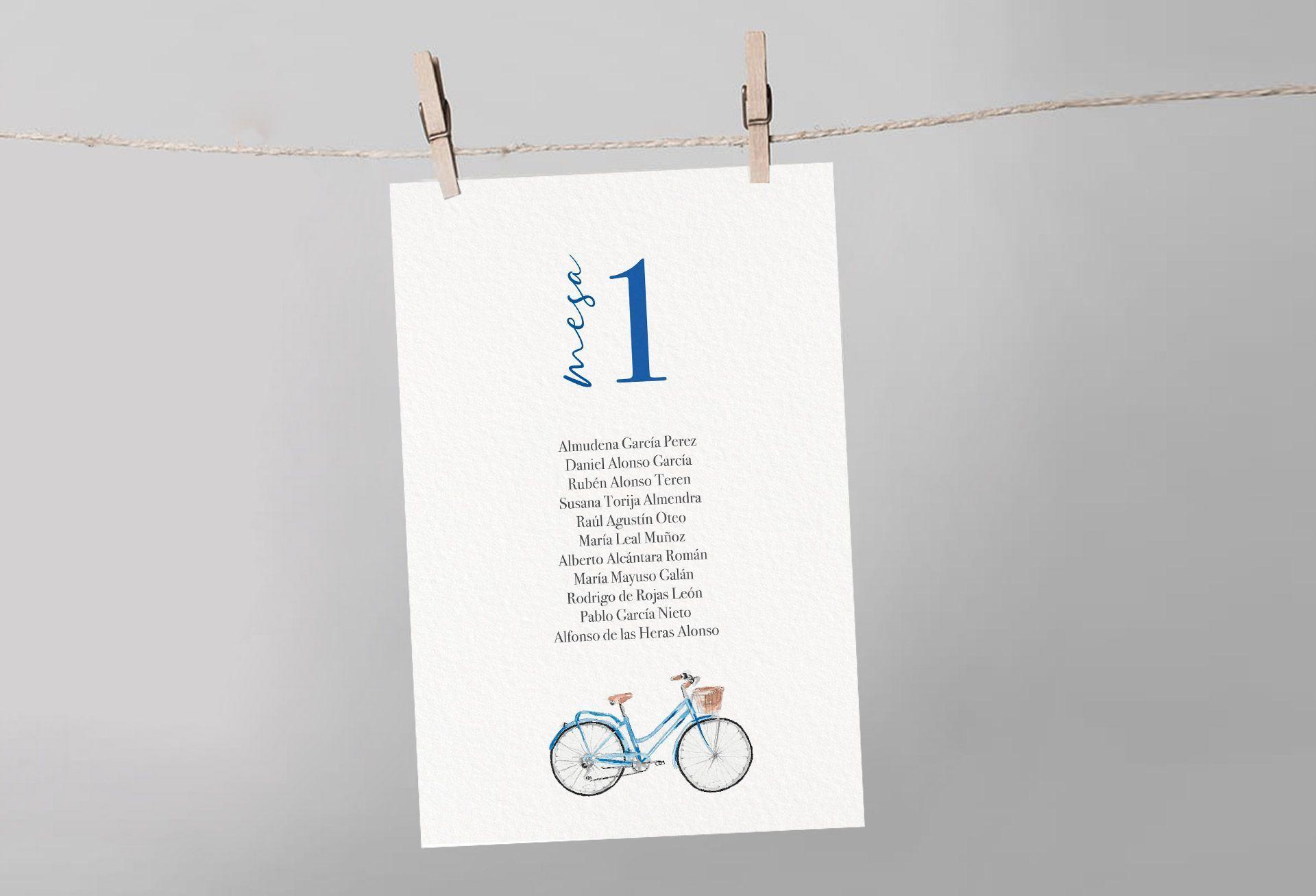 seating boda mesa bicis holanda bicicleta