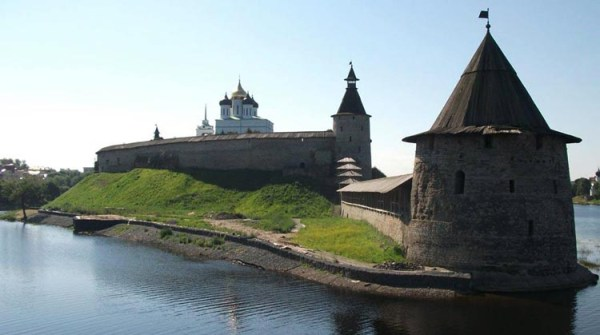 Главные достопримечательности Пскова: список и фото с ...