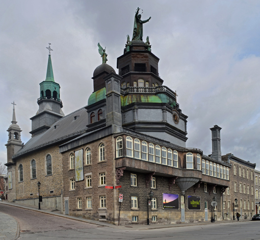 Церковь «Нотр-Дам-де-Бон-Секур»
