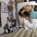 [個人撮影] ナンパしたスレンダー人妻を部屋に連れ込んでハメ撮り