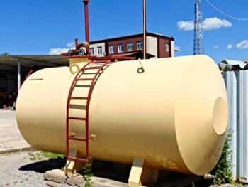 Ємності для зберігання і перевезення нафтопродуктів