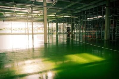 Установка промислових підлог