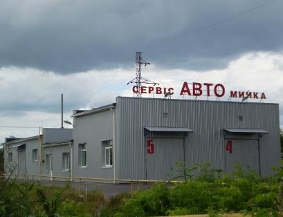 Автомийки та Автозаправні станції з металоконструкцій