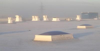 Вентиляційні пристрої системи природного димо- та тепловидалення «SVS»