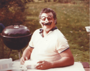 I'm missing my father this Father's Day, but we're celebrating him by firing up the grill today.