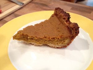 I tested a low carb pumpkin pie recipe last night. Tasty and awesome, it will make my Thanksgiving Day menu.