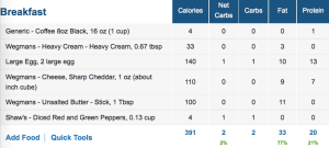 Found a simple hack that allows My Fitness Pal to calculate net carbs for me. So this app lives another day!
