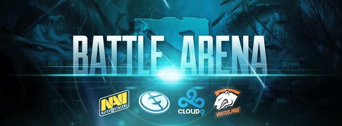Dota 2 турнир: Megafon Battle Arena