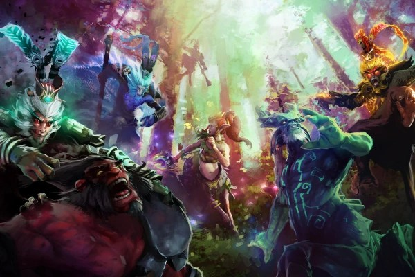 Great Sages Reckoning Loading Screen Dota 2 Wiki