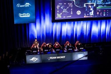 StarSeries XII Team Secret