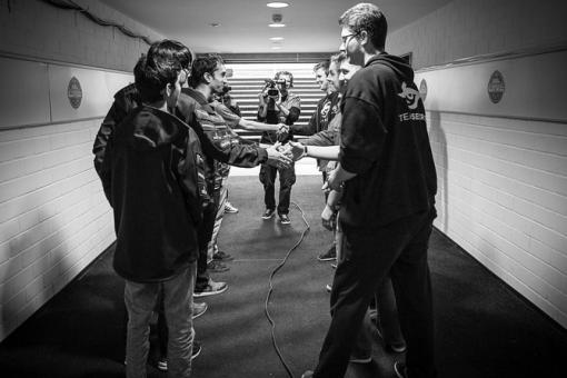 Dota 2 Evil Geniuses and Team Secret ESL One Frankfurt