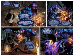 TI5 compendium comic the summoning 13