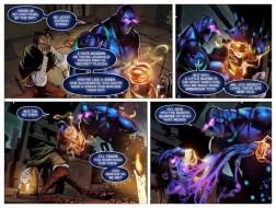 TI5 compendium comic the summoning 13