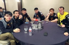 Fnatic and XBOCT TI5 Group Stage