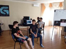 Team Empire TI5 bootcamp