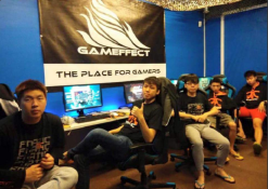 Fnatic, during TI5 bootcamp at Gameffect