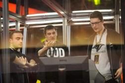 Team Secret in between games