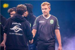 Dota 2 OG vs Team Secret Frankfurt Major