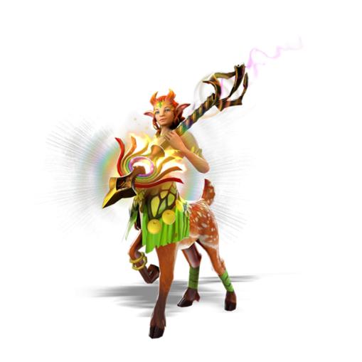 TI6 Compendium Enchantress Virga Arc