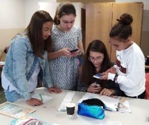 Atelier Bullet journal pour adolescentes